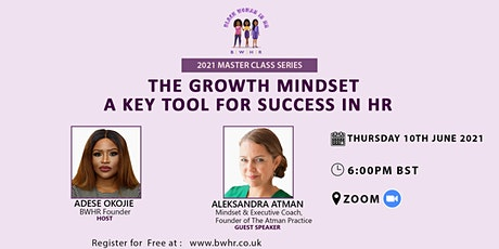 The Right Mindset - A Key Tool For Success In Human Resources tickets