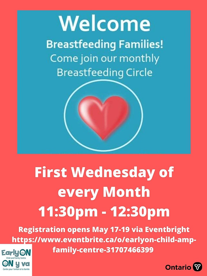 Breastfeeding Support Group image