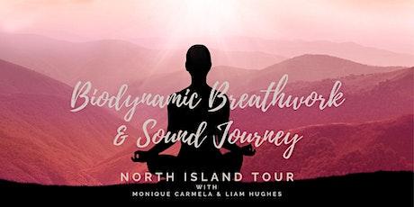 Biodynamic Breathwork & Sound Healing - New Plymouth tickets