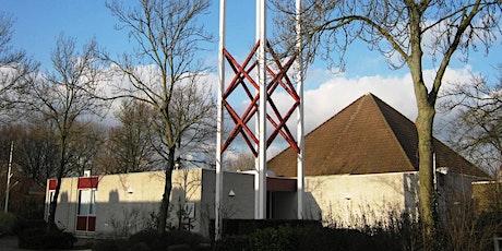 Elimkerk kerkdienst  2e Pinksterdag Ds. J.M. van Wijk - Sliedrecht tickets