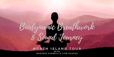 Biodynamic Breathwork & Sound Healing - Lower Hutt tickets
