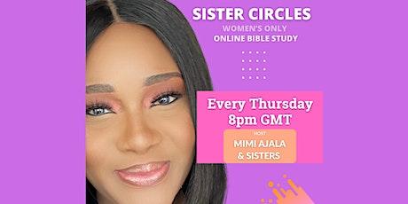 Sister Circles Bible Study tickets