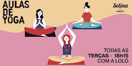 Aulas de Yoga em Paraty - Selina ingressos