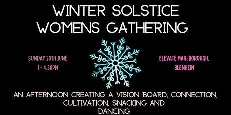 Winter Solstice Women's Gathering - Blenheim tickets