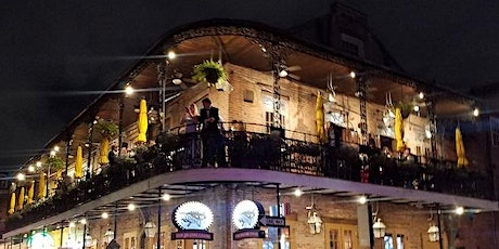 New Years Eve Bourbon Street Balcony Tickets tickets