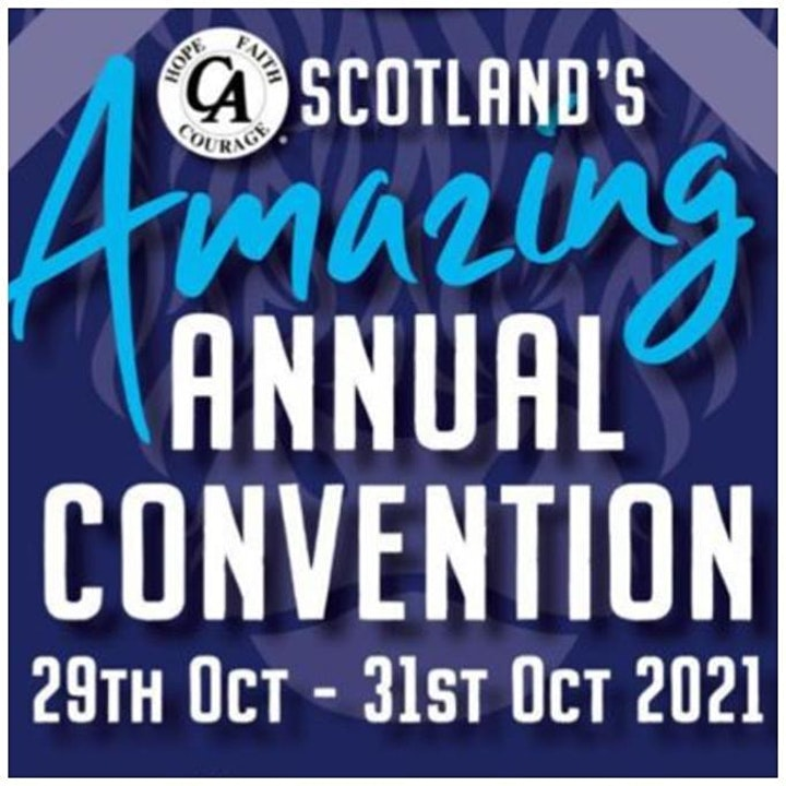 A NEW DAWN 2021, Scotland's Annual Convention image