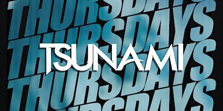 Gold Room Thursdays w/ Tsunami tickets