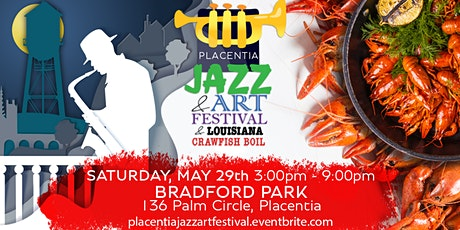 Placentia Jazz & Art Festival tickets