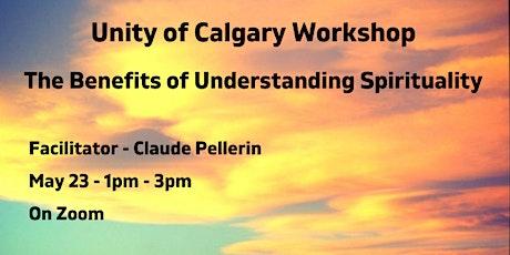 The Benefits of Understanding Spirituality - Workshop tickets