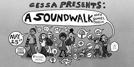 A Soundwalk with Samuel Thulin billets