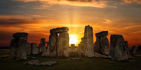 Virtual Tour of Stonehenge and Canterbury England tickets