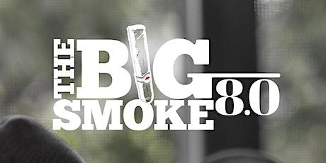 BIG SMOKE 8.0 Invitation - test tickets