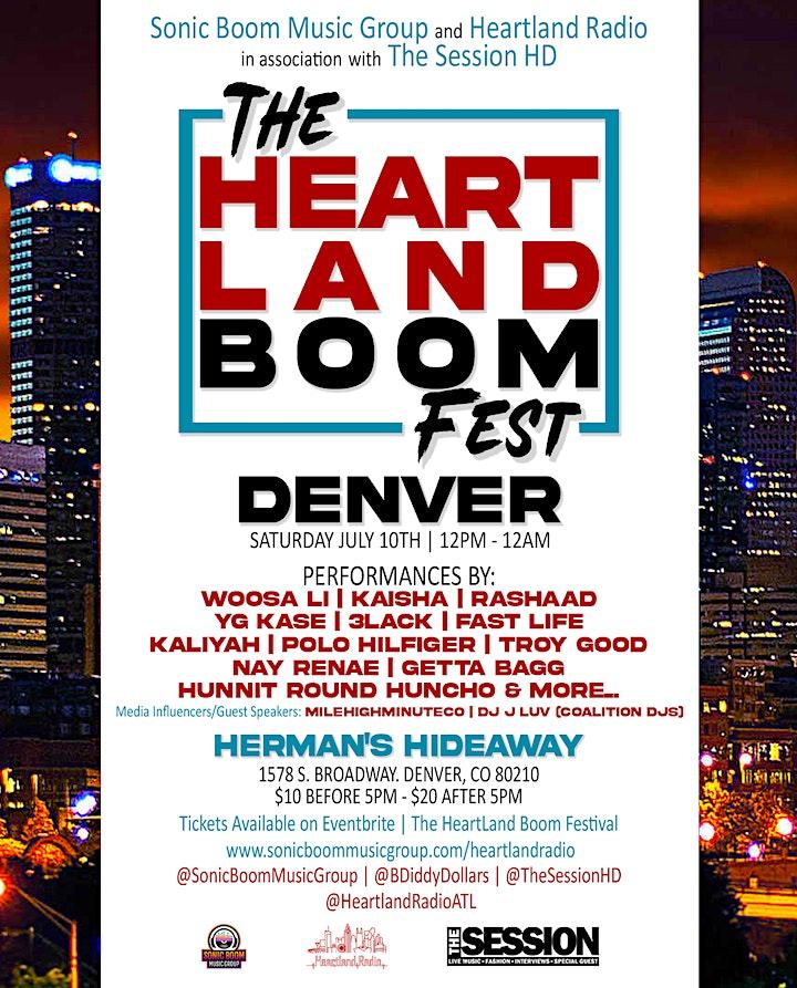 The Heartland Boom Festival image