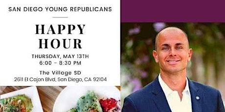 SD Young Republican Happy Hour w/Mayor Richard Bailey tickets