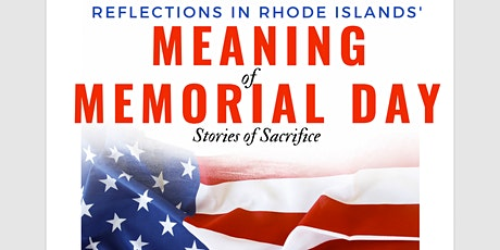 Reflections in RI: The Meaning of Memorial Day / Stories of Sacrifice tickets
