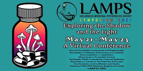 Los Angeles Medicinal Psychedelics Society Symposium 2021 tickets
