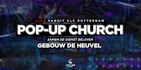 Pop-up Church Rotterdam Centrum tickets