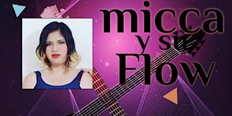 Concierto virtual Micca y su Flow boletos