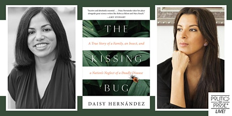 P&P Live! Daisy Hernandez | THE KISSING BUG with Patricia Engel tickets