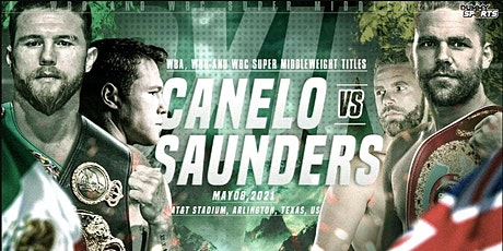 StREAMS@>! (LIVE)-Saunders v Canelo Fight Live On Boxing 2021 tickets