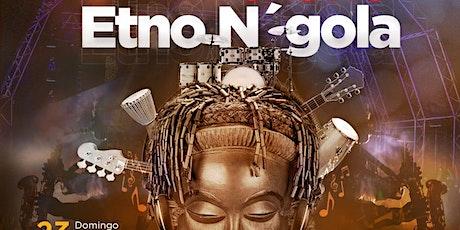 ETNO N'GOLA | SHOW ALUSIVO AO DIA DA AFRÍCA ingressos