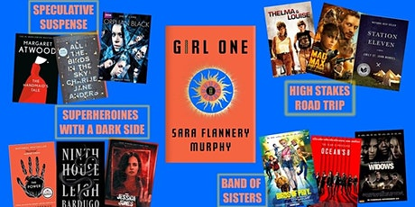 Book Launch for GIRL ONE by Sara Flannery Murphy tickets