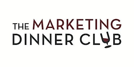 The Marketing Dinner Club  Spring Virtual Happy Hour tickets