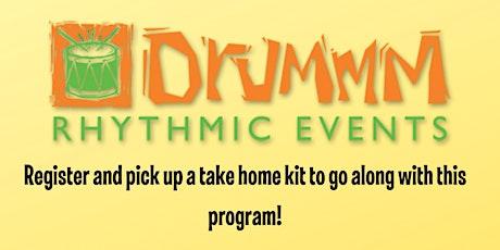 Music and Rhythm by DRUMMM tickets