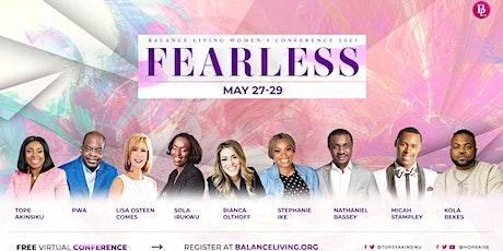 Balance Living Women's Conference 2021 billets
