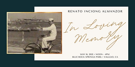 Memorial for Renato Inciong Almanzor tickets
