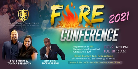 Fire Conference tickets