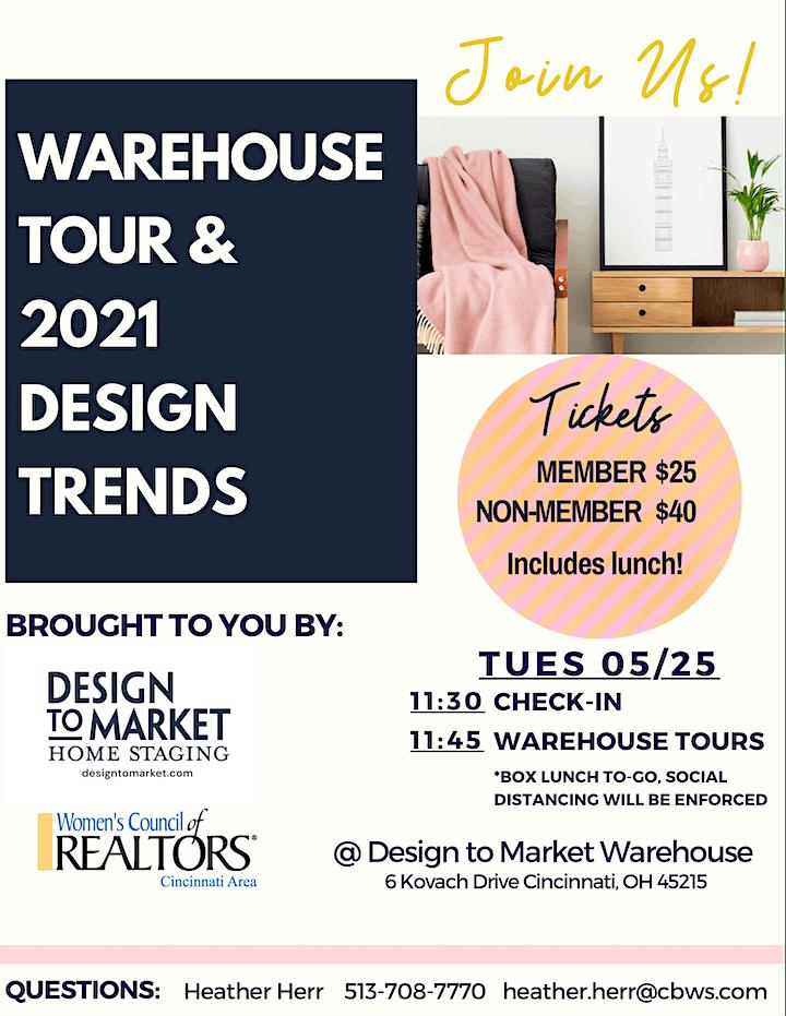 Warehouse Tour & 2021 Design Trends image