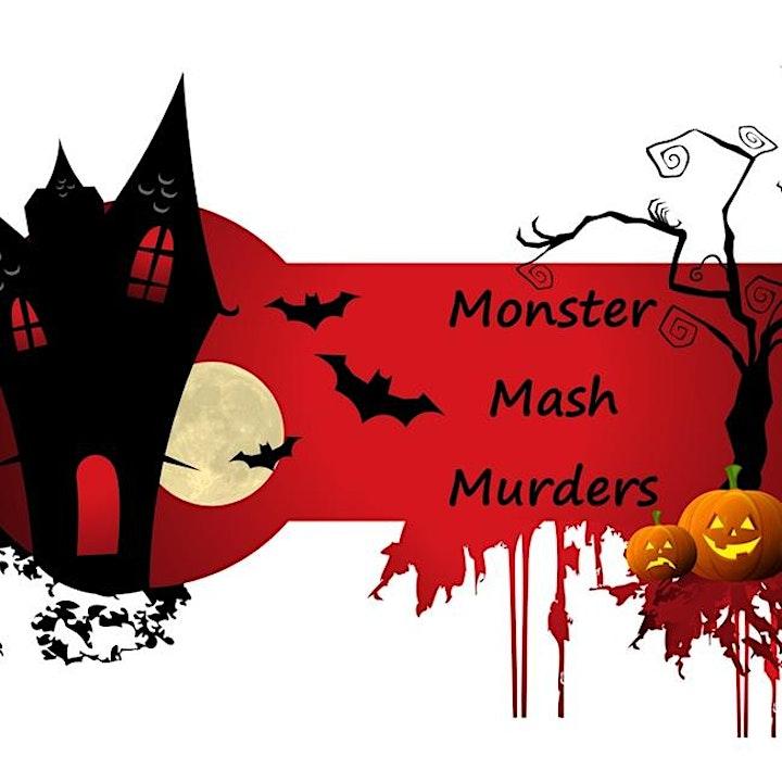 Monster Mash Murders Dinner Theatre image
