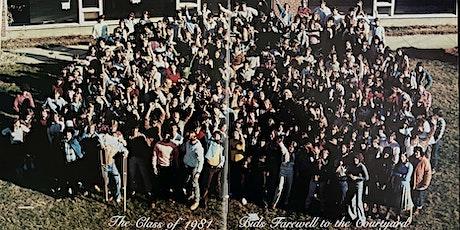 Stoneham High Class of 1981 40th Reunion tickets