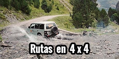 Ruta 4x4 entradas