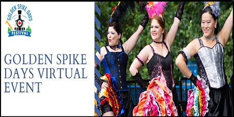 Golden Spike Days Virtual Event biglietti