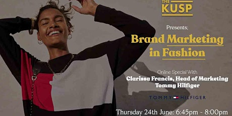 The Kusp Presents Tommy Hilfiger: Brand Marketing in Fashion tickets