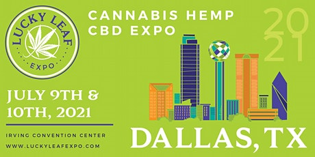 Lucky Leaf Expo Dallas 2021 tickets