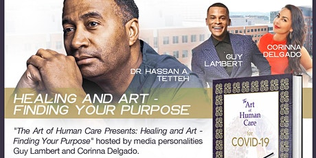 """The Art of Human Care Presents: Healing and Art - Finding Your Purpose"" tickets"