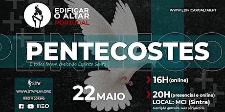 EDIFICAR O ALTAR PORTUGAL bilhetes