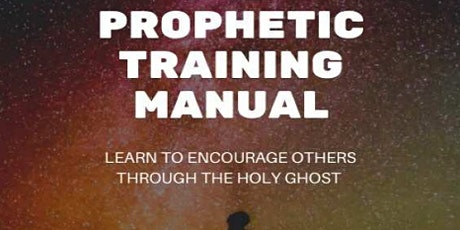 Prophetic Training Webinar - Northern Ireland tickets