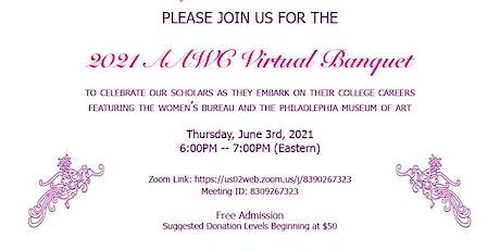 2021 AAWC Virtual Banquet tickets