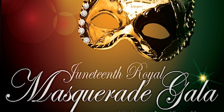 LegallyBLACK Presents: Juneteenth Royal Masquerade tickets