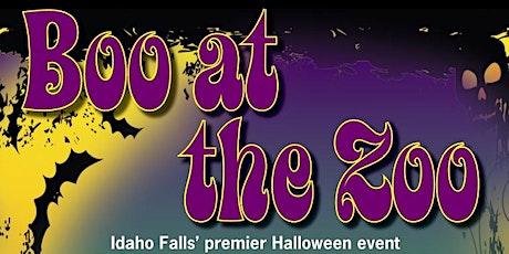 Boo at the Idaho Falls Zoo 2021 tickets