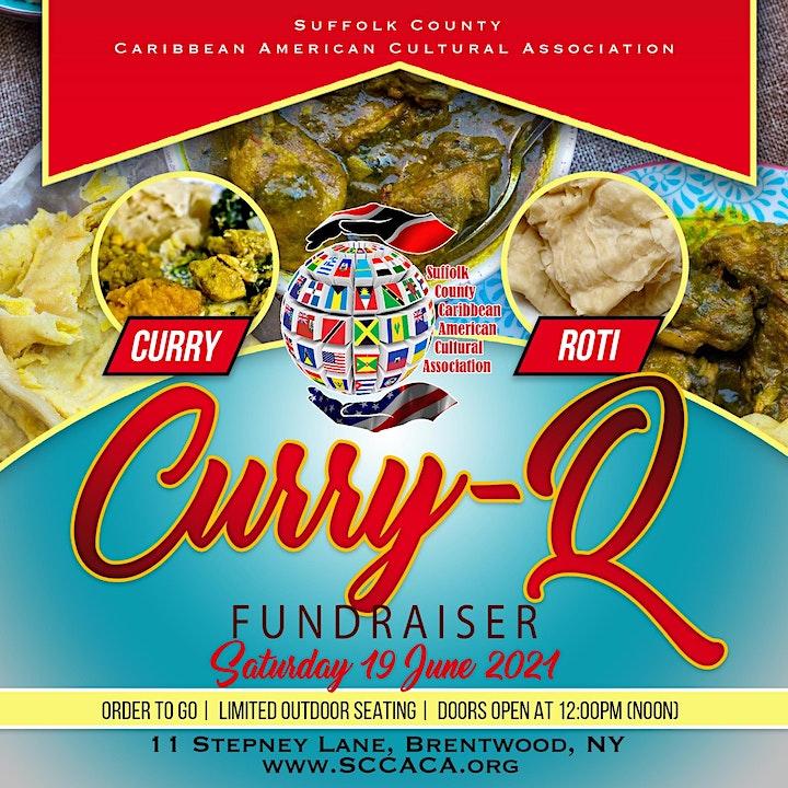 Curry-Q Fundraiser image