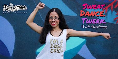 LIVESTREAM: Boss Chick Dance Workout Twerk Cardio tickets