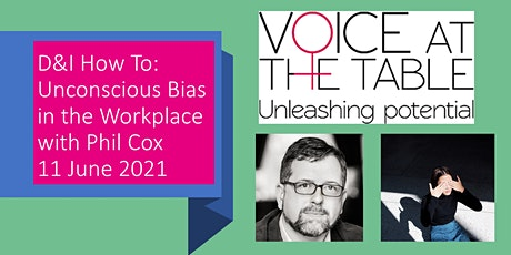 D&I How To: Unconscious Bias in the Workplace tickets