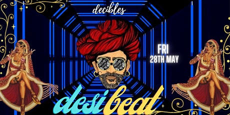 "Bollywood ""Desi Beat"" Party by decibles @watermark Docklands tickets"