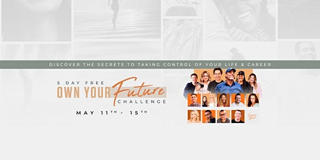 Own Your Future Challenge (5 Day Free) tickets