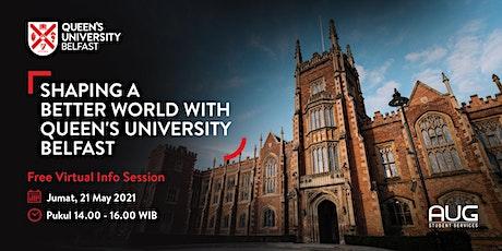 Queen's University Belfast tickets